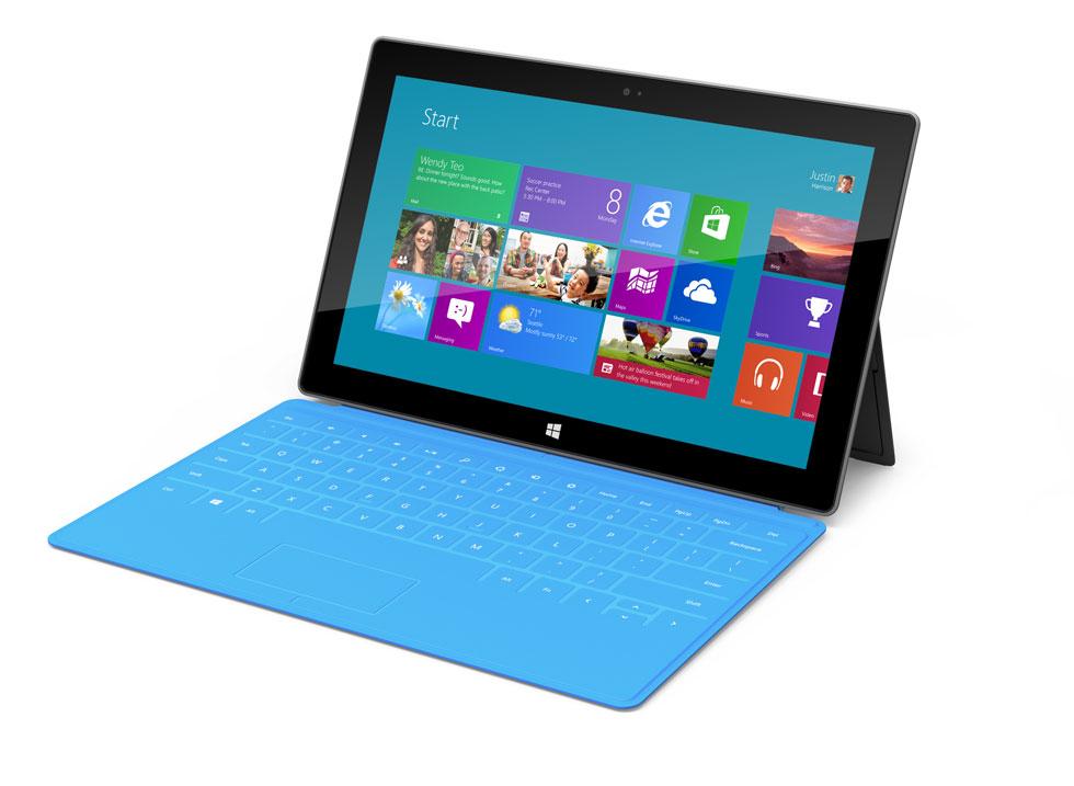Surface: il nuovo tablet di casa Microsoft