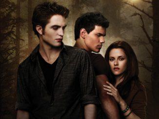 Il triangolo amoroso dei protagonisti di New Moon, secondo capitolo della saga di Twilight