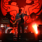 I Kasabian a Rock In Roma 2012
