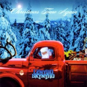 La copertina dell'album di Natale dei Lynyrd Skynyrd: Christmas Time Again