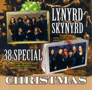 """L'album """"Christmas"""" dei Lynyrd Skynyrd e dei .38 Special"""