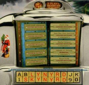 """La tracklist dell'album """"Christmas Time Again"""" dei Lynyrd Skynyrd"""