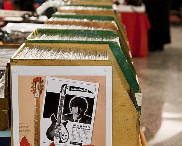"""Gli stand e le esibizioni della fiera """"Remember Vintage"""" di Brescia 09"""