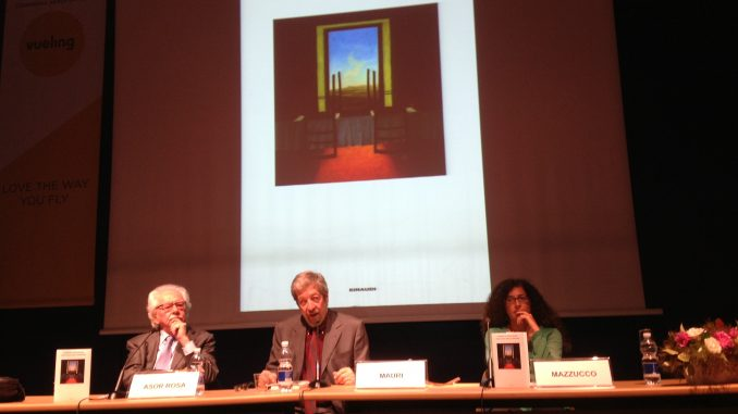 I Racconti dell'Errore di Asor Rosa al Salone di Torino - SalTo13