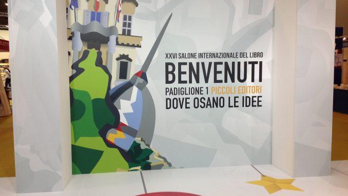 Salone Internazionale del Libro a Torino 1 - SalTo13