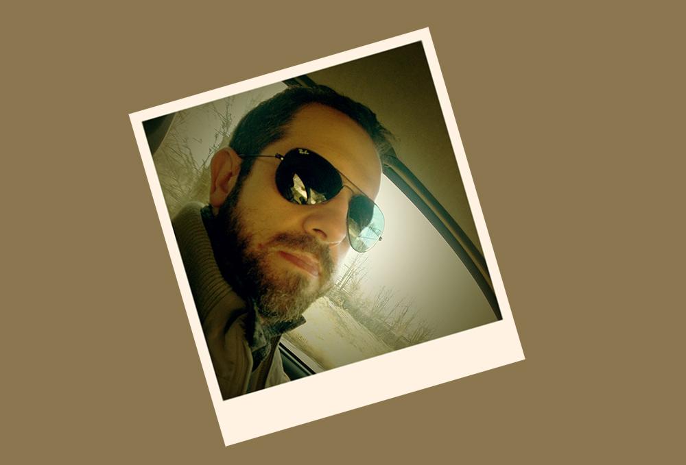 Pietro Guida Polaroid