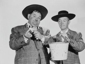 Stanlio e Ollio, Laurel e Hardy
