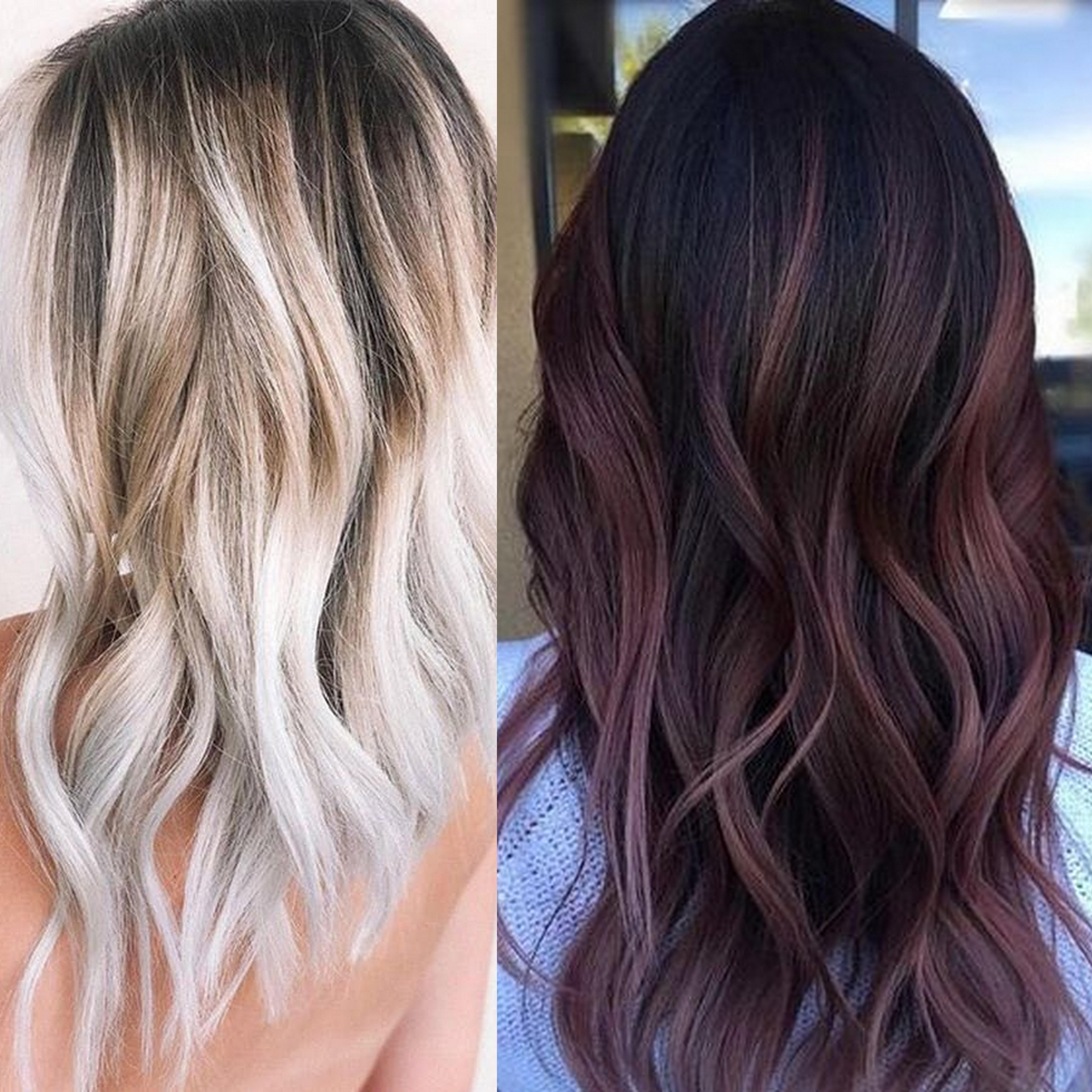 Foto colore capelli autunno 2019