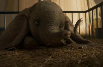 Dumbo film tim burton